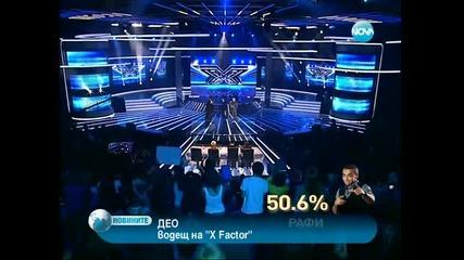 България избра своя X Factor - Нова Телевизия
