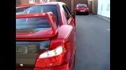 Subaru impreza мега яка