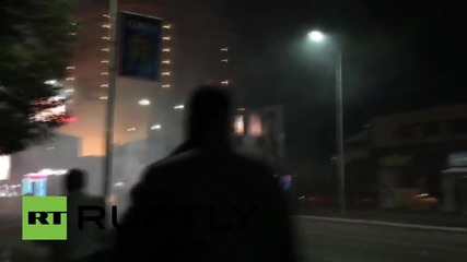 Serbia: Clashes in Kosovo over arrest of opposition MP