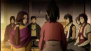 [svensubs]hakuouki Shinsengumi Kitan 09 bg sub