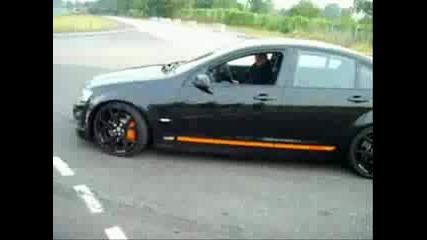 Vxr8 Pontiac G8 В Европа