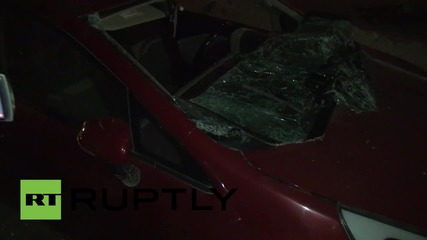 Egypt: Blast rips through national security building in Cairo