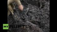 Belarus: Soviet WW2 tank discovered after 74 years underground