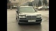 Mercedes - Benz 300sel W126 1990
