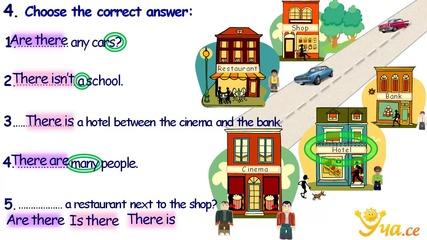 Уча.се - Подготовка за входно ниво-Have got. There is и There are-Английски език начално ниво- 4клас