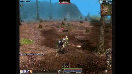 Dekaron Online: Aloken gameplay