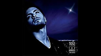 Tose Proeski - The Hardest Thing (превод )
