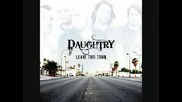 Daughtry - Learn My Lesson [bg Prevod]