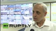 Israel: School kids drill for possible rocket attacks