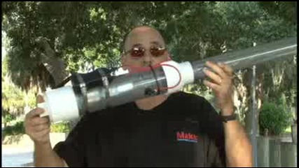 Weekend Project Stun Gun Potato Cannon