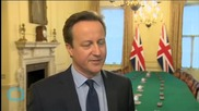 UK PM Cameron's Conservatives Four Points Ahead of Labour: Poll