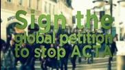 Acta Protest Mashup