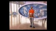 Йода от Star Wars В Германският  Music Idol
