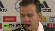 Germany: National team manager Bierhoff rules out candidacy for DFB president