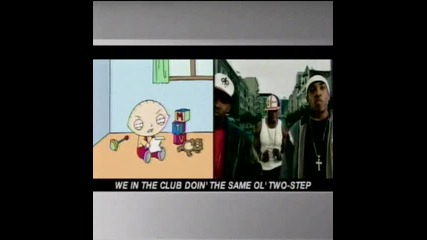 stewie diss on 50 cent and eminem - Lunkens