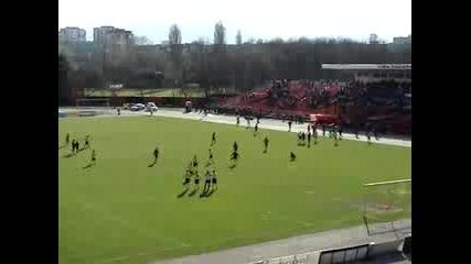 Последен Съдииски Сигнал - Локомотив Сф - Ботев Пловдив 0:2