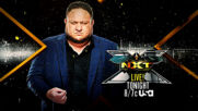 Samoa Joe further cements his presence in NXT tonight