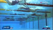 УСПЕХ: Антъни Иванов на финал на Европейското първенство по плуване