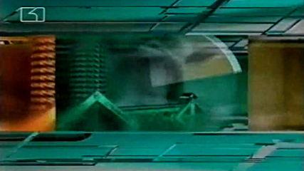 Канал 1 - реклами и шапки (02.08.2005)