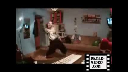 Неуспешен опит за танц