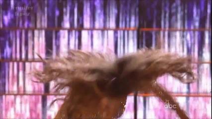 Jennifer Lopez - Papi & On The Floor | American Music Awards 2011