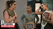 Bianca Belair, Rhea Ripley and Raquel Gonzalez reflect on their unforgettable week: WWE Network Exclusive, April 13, 2021