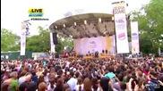 Selena Gomez & the Scene - Love You Like A Love Song Live on Good Morning America