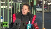 Russia: Thousands seek psychological support in St. Petersburg after Sinai plane crash