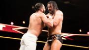 """Дрю Макинтайър vs. Анадраде """"Сиен"""" Алмас: WWE NXT, 26 Април 2017"""