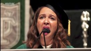 Maya Rudolph Gave Spot on Impersonation of Beyonce at a College Graduation