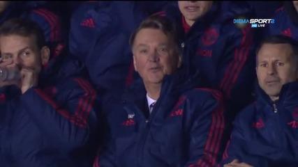 Изблик на самочувствие: Ван Гаал вижда Юнайтед в Топ 4