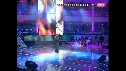 Novak Stanković - Put me zove (Zvezde Granda 2010_2011 - Emisija 11 - 11.12.2010)