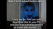 Hauntedface Free - Samsung Galaxy Y