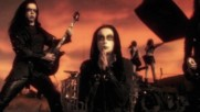 Cradle Of Filth - The Foetus Of A New Day Kicking (Оfficial video)