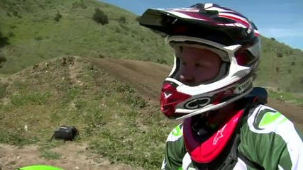 Red Bulls first Fmx camp