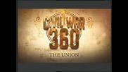 Гражданската война в С А Щ - еп.1 - Съюзът