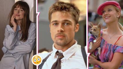 И в Холивуд стават грешки: Тези актьори отказаха роли във филми, превърнали се в класики!