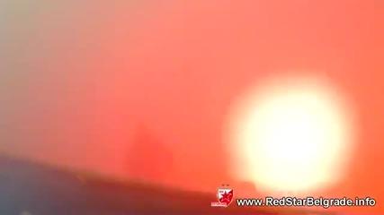 Звезда взриви Маракана! Звезда - Партизан - Абсолютна кочина! *26.11.2011г.*