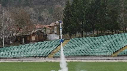 13 дрона, изстрелване на ракета и авио шоу Осогово 2015