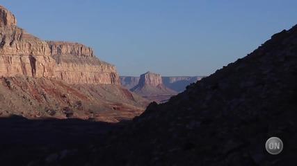 Grand Canyon [гранд Kаньон] едно райско кътче