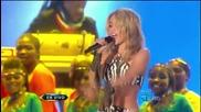 Откриване на Световното Първенство по Футбол в Юар 2010 ( Shakira - Waka Waka ) Live Hd Video