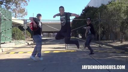 Bang Bang - Jessie J, Ariana Grande, Nicki Minaj Dance Choreography _ Jayden Rodrigues Newest