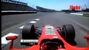 Michael Schumacher Usa 2006 Onboard / Михаел Шумахер Сащ 2006 Онборд