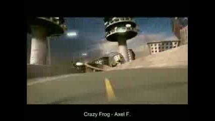 Crazy Frog - Лудата Жаба