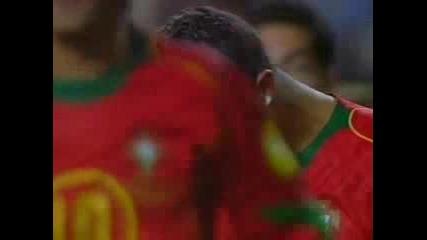 Cr. Ronaldo Плаче След Загуба