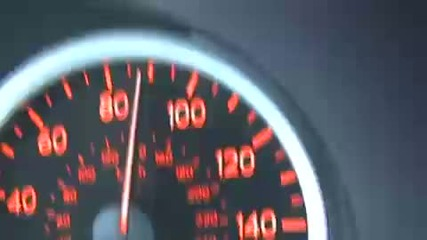 Top Speed in Sti - 154 mph
