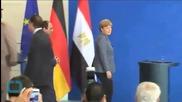 German Prosecutors Meet Over Detained Al-Jazeera Journalist