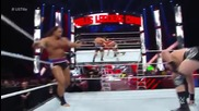 Alexander Rusev vs Jack Swagger [ United States Championship ] - Wwe Tlc 2014