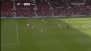 Манчестър Юнайтед 4 - 2 Блекпул Eвът Автогол *hq*