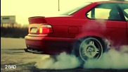 burnout Bmw E36 M3